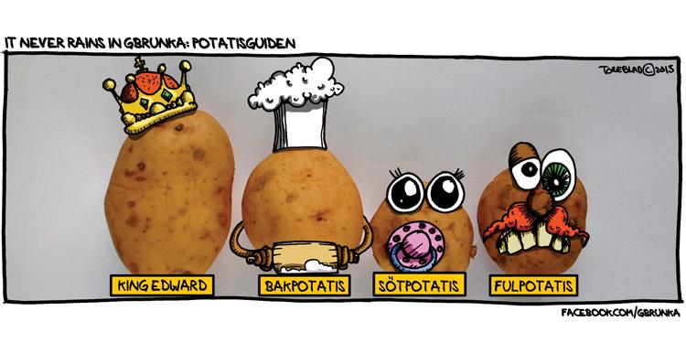 Potatis (Ej publicerad)