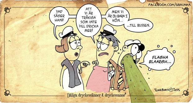 Dryckesvanor